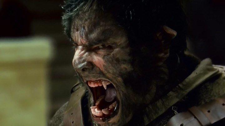 Человек Волк 2010 ужасы, фэнтези, триллер, драма