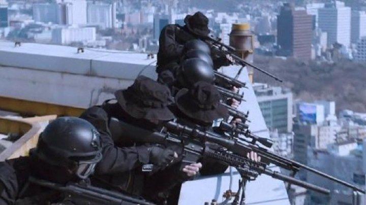 Подозреваемый (2013) криминал, шпионский боевик, триллер. Южная Корея