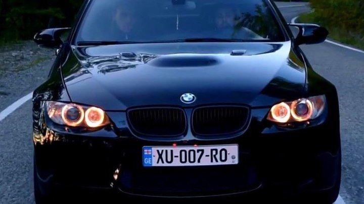 BMW M3 E92 Coupé-Vossen