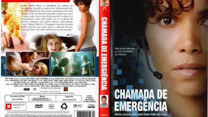 Chamada de Emergência Filme Completo - Dublado HD ( Top R.F Filmes HD Oficial )