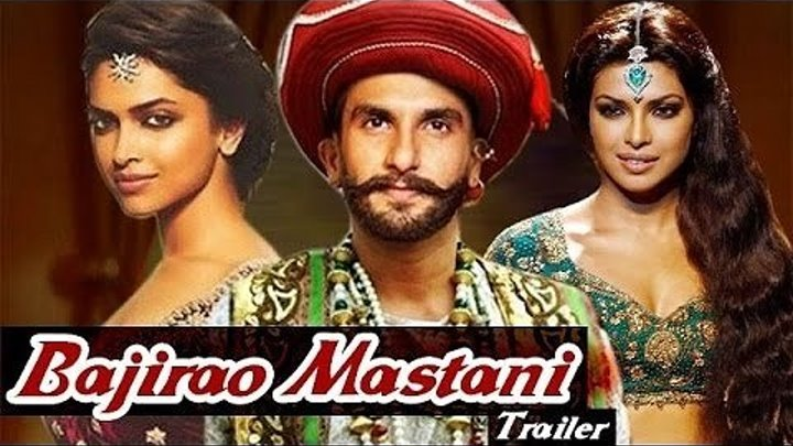 Баджирао и Мастани / Bajirao Mastani (2015) Indian-HIt.Net
