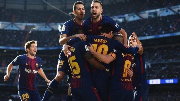 Реал Мадрид - Барселона. Қисми дуюм (23_12_2017)ᴴᴰ