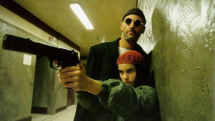 Леон. 1994. Драма триллер криминал