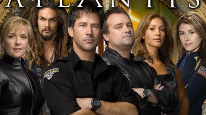 Звездные врата:Атлантида 4 сезон серия 2