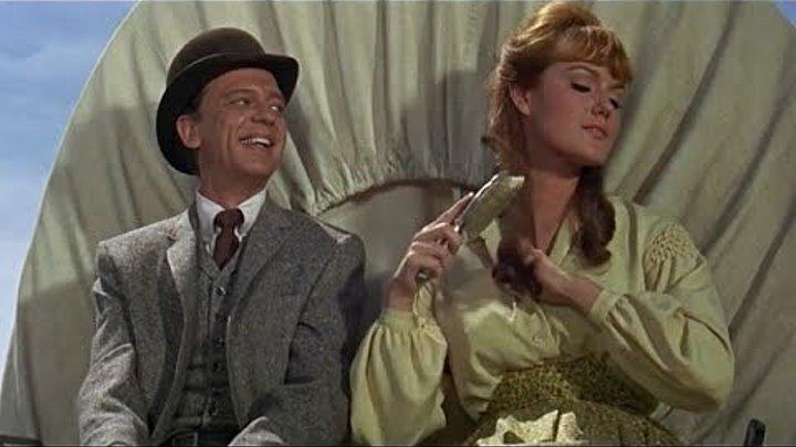 Дантист на Диком Западе (1968) Боевик - Вестерн, Приключения, Комедия ツ