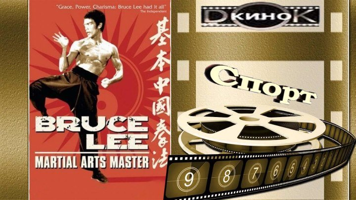 Bruce Lee martial arts master / Жизнь Брюса Ли