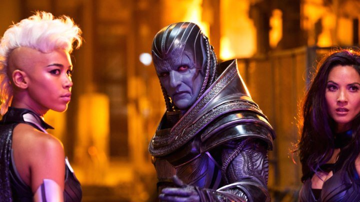 Люди Икс: Апокалипсис.2016.