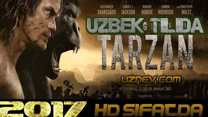 Tarzan (2016) Uzbek tilida