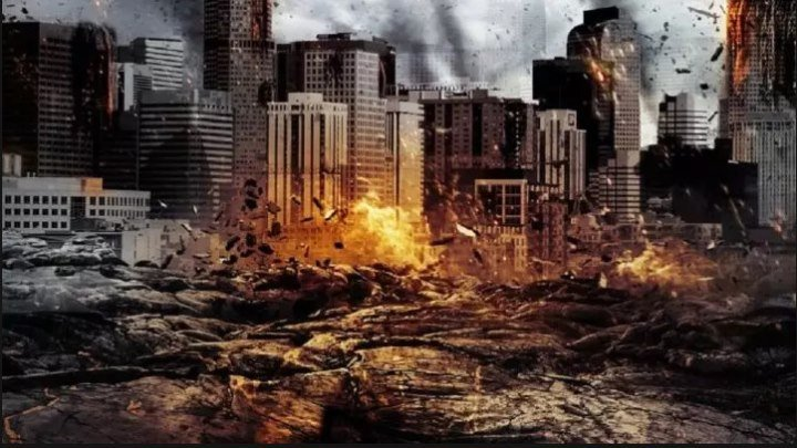 Вулканический конец света (2014) Катастрофа. США, Канада.