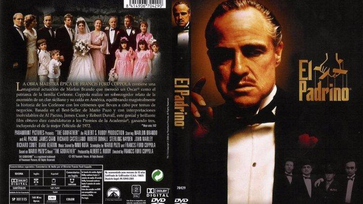 Крестный отец -1 HD(1972) 1O8Op.Боевик,Триллер,Драма,Криминал