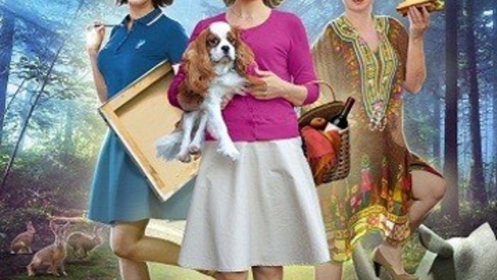 Погоня за тремя зайцами (1-4 серии из 4) (Юрий Тарабанчук) [2015, детектив, комедия, WEB-DLRip-AVC]