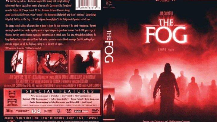 Туман (1980)Ужасы, Триллер,США