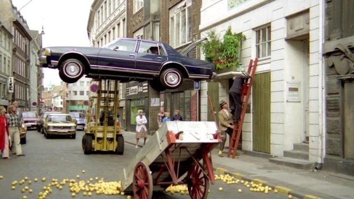 Банда Ольсена. Операция начнется после полудня (Дания 1979) Криминальная комедия