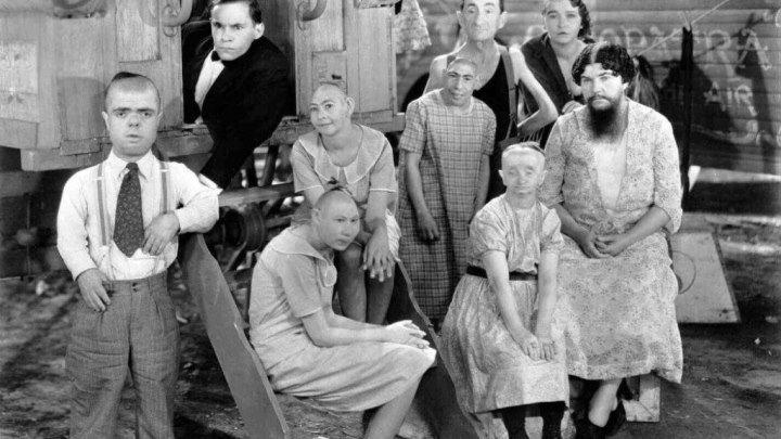 Уродцы Freaks (1932) ужасы, драма