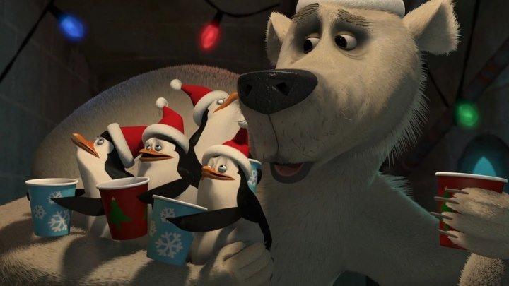 Пингвины из Мадагаскара: Операция «С новым годом» (2005) мультфильм, короткометражка, комедия
