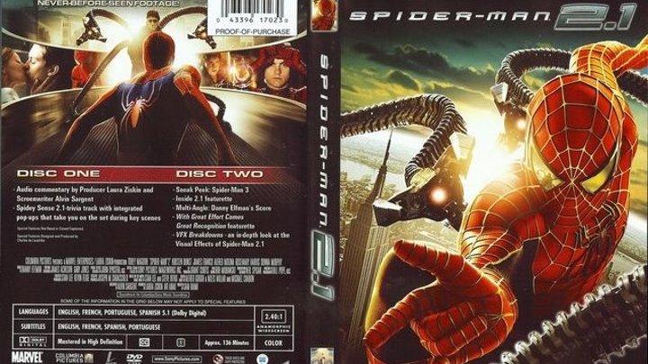 Человек-паук (2002) Страна: США