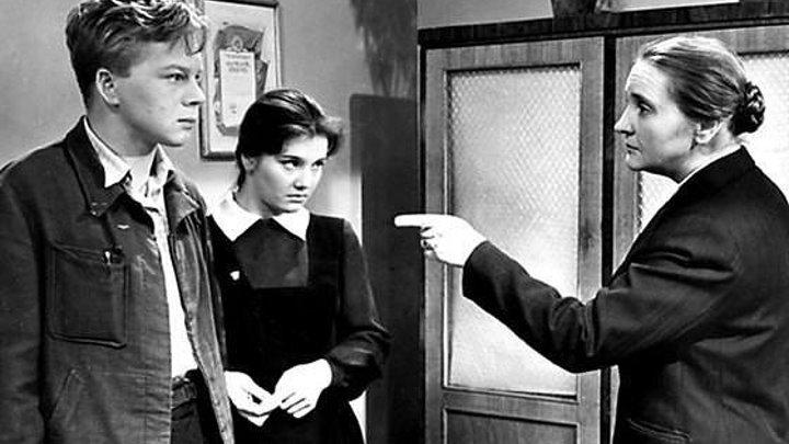 А если это любовь (СССР 1961) Мелодрама, Драма