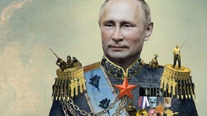 В.В. ПУТИН. Царь - просто царь или простно гнусный лжец!