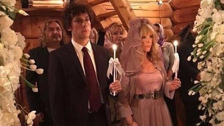 Эксклюзивное видео венчания Аллы Пугачевой и Максима Галкина