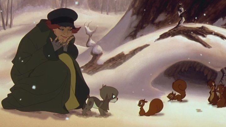 Анастасия Anastasia, мультфильм, 1997