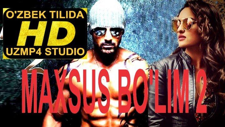 Maxsus Bolim 2 Hind kino HD 2017 (O'ZBEK TILIDA uzmp4 studio)