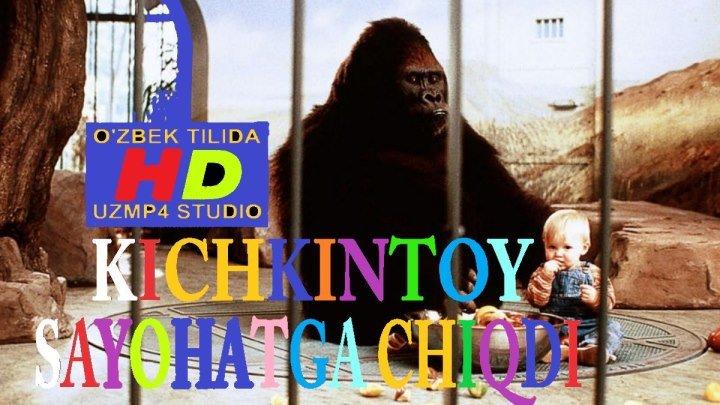 KICHKINTOY SAYRGA CHIQTI HD (O'ZBEK TILIDA uzmp4 studio)