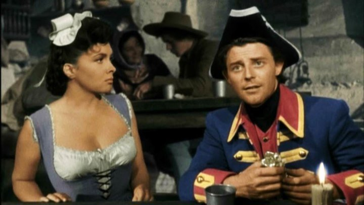"Фильм ""Фанфан-тюльпан""_1952 (комедия, мелодрама, приключения)."