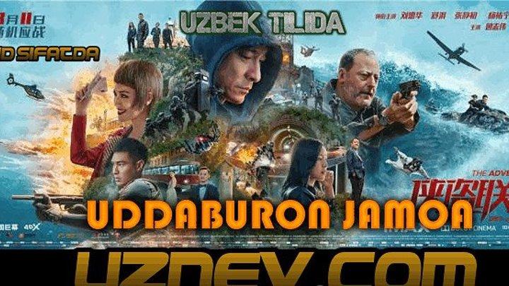 Uddaburon Jamoa (2017) Uzbek tilida