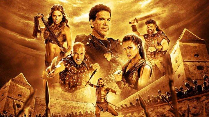 Царь скорпионов 4 - Утерянный трон (2015) фэнтези FULL HD