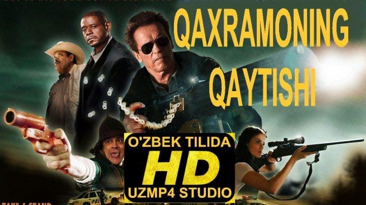 QAXRAMONING QAYTISHI HD (O'ZBEK TILIDA uzmp4 studio)