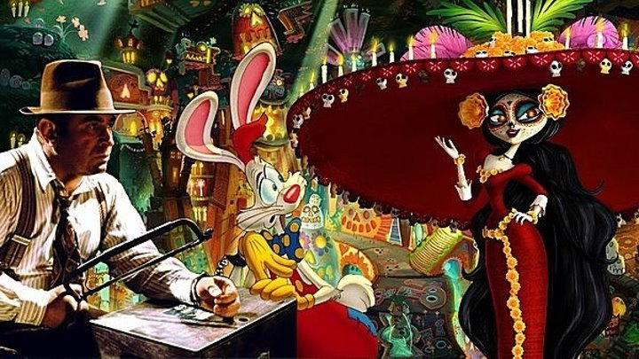 Кто подставил кролика Роджера (1988)