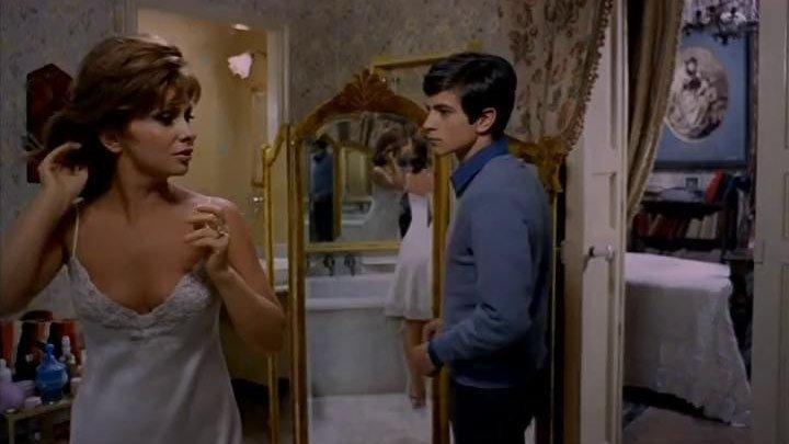 Этот прекрасный ноябрь (Италия, Франция 1969 HD) Семейная драма, Экранизация