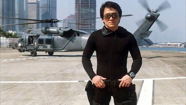 Джеки Чан в боевике Медальон -( The Medallion )