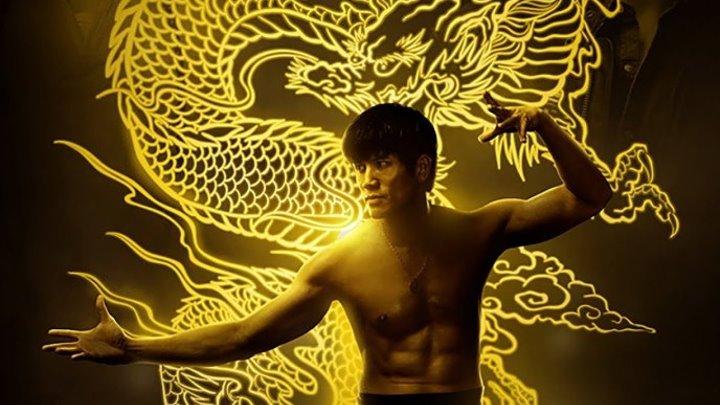 Брюс Ли: Рождение Дракона (2017) боевые искусства FULL HD