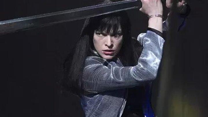 Ультрафиолет (2006) фантастика, блокбастер
