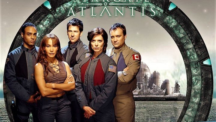 Звездные врата:Атлантида 5 сезон серия 15