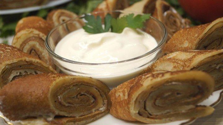 Такую Вкусную закуску из печени Вы еще не ели! Гости попросят добавки
