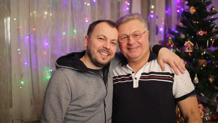 Я.Сумишевский в гостях у папы