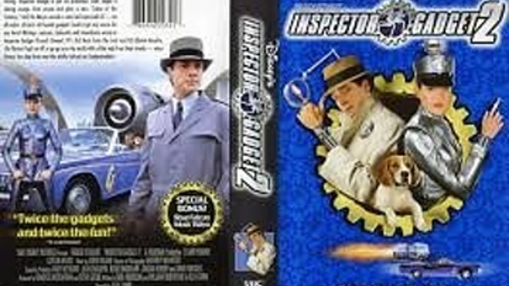 Инспектор Гаджет 2 (2003) Страна: США