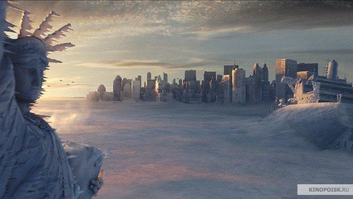 Послезавтра (2004) . триллер боевик приключения фантастика