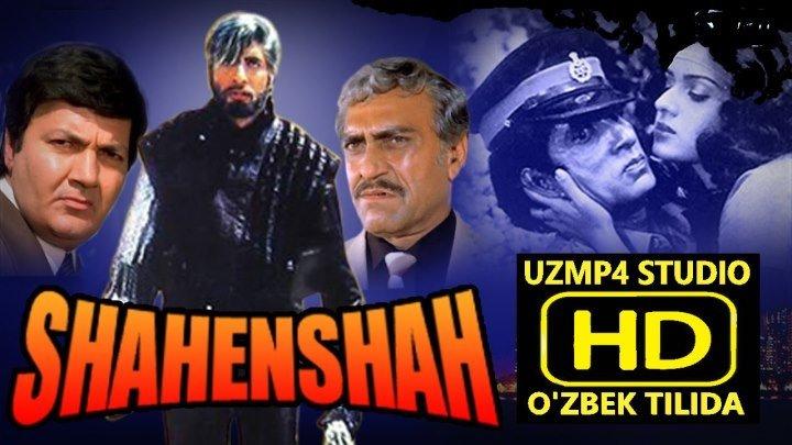 SHAXANSHOX HD / ШАХАНШОХ HD XIND KINO O'ZBEK TILIDA (uzmp4 studio)