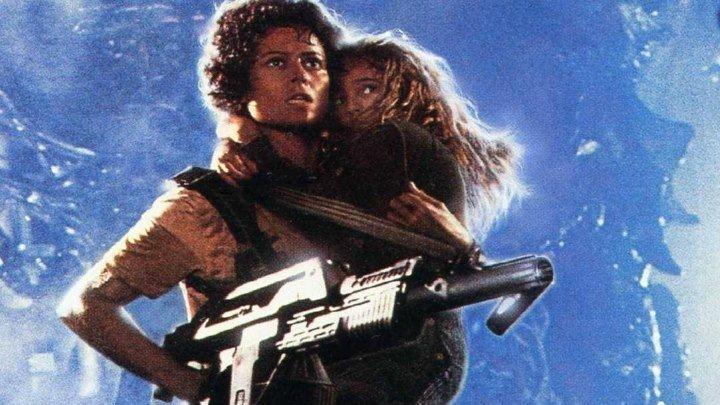 Чужие HD(1986) 1О8Ор.Фантастика,Боевик,Триллер,Приключения