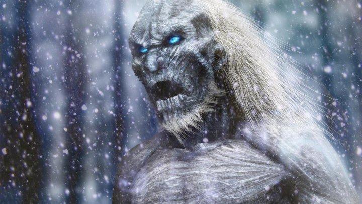Снежный человек против зомби. 2016. ужасы