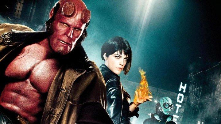 Хеллбой 2 (2008).BDRip