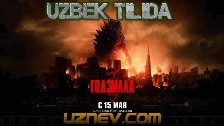 Godzilla (Uzbek tilida) HD sifatda