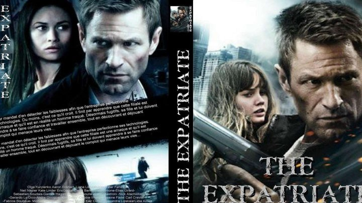 ЭКСПАТ HD(2011) 1080p.Боевик,Триллер