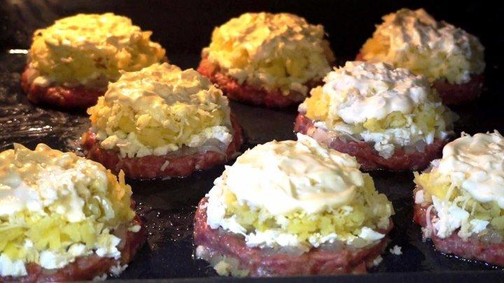 СТОЖКИ потрясающе вкусные. Блюдо на любой праздник. Проще не придумаешь.