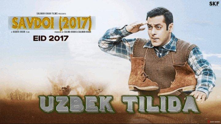 Savdoi (Uzbek tilida 2017 hind kino)