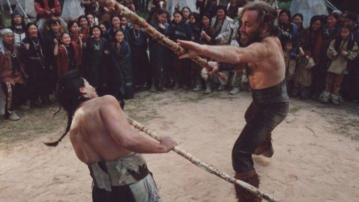 Джонатан - друг медведей / Jonathan degli orsi (Россия, Италия 1994) Боевик, Вестерн