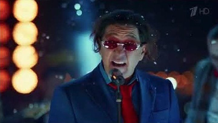 Григорий Лепс — «Терминатор». Новогодняя ночь на Первом.1.01.2018